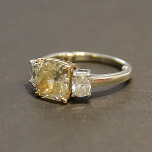 $8,000.00 Loan On 2CT Diamond Ring