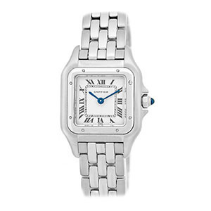 $1,000.00 Loan On Cartier Stainless Steel Panthere