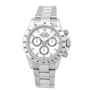 $8,000.00 Loan On Rolex Stainless Steel Daytona